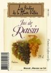 Le jus de raisin