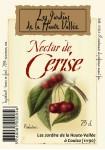 Le nectar de cerise
