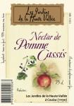 Le nectar pomme cassis
